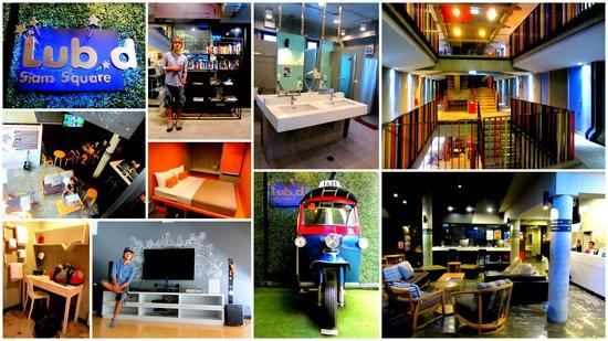 Lub d Bangkok Siam: Snapshots of Lub'd