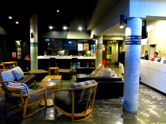 Lub d Bangkok Siam: Cute Lounge