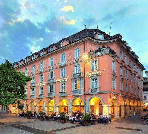 Stadt Hotel Citta Bolzano Italy