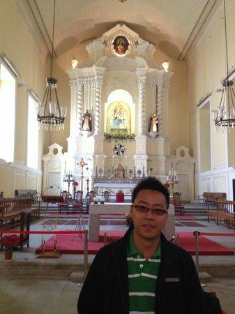 St. Dominic's Church: Interior