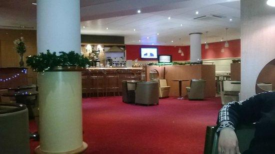 BEST WESTERN Corsica Hotel Bastia Centre: lobby hall e reception