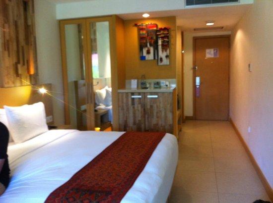Holiday Inn Resort Baruna Bali: Kamar Tidur