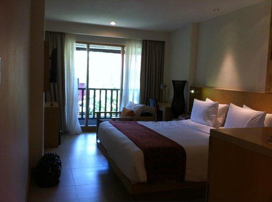 Holiday Inn Resort Baruna Bali : Kamar Tidur