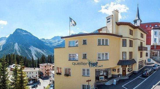 Photo of Hotel Quellenhof Arosa