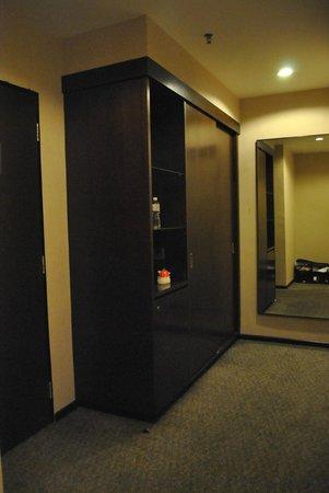 Furama Bukit Bintang: room