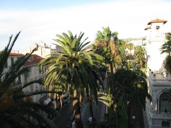 BEST WESTERN Hotel Nazionale : Вид с балкона