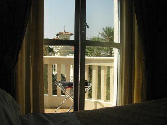 BEST WESTERN Hotel Nazionale : Балкон в спальне