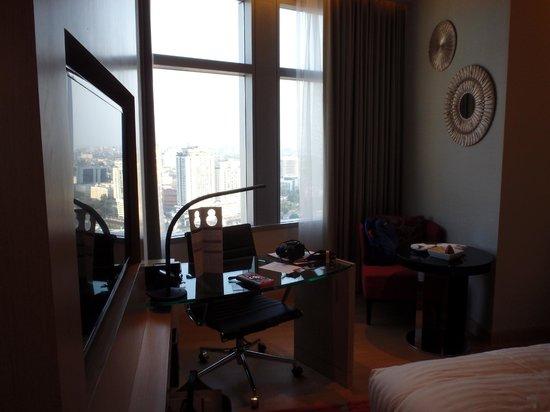 Bangkok Marriott Hotel Sukhumvit : Studio room