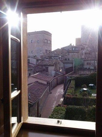 Locanda La Mandragola: Vista camera