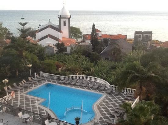 Hotel Quinta Bela Sao Tiago: The view from our room.
