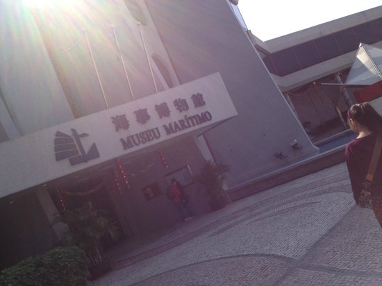 Maritime Museum: From A-Ma temple