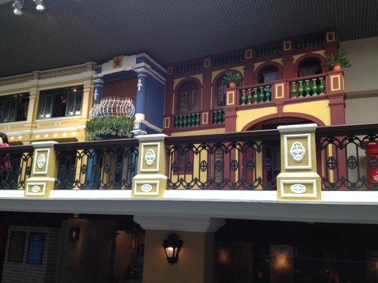 Macao Museum: Old street