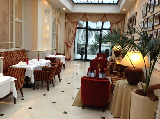 Best Western Premier Kaiserhof Wien: Dining area