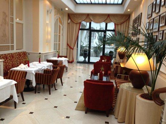 Hotel Kaiserhof Wien: Dining area