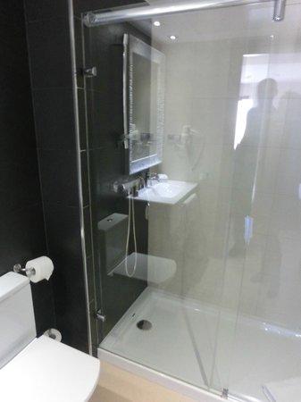 Musik Boutique Hotel: banheiro