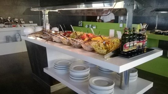 Barcelo Jandia Club Premium : Just some of the lovely food
