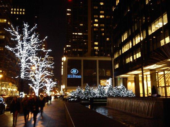 New York Hilton Midtown: 外観01