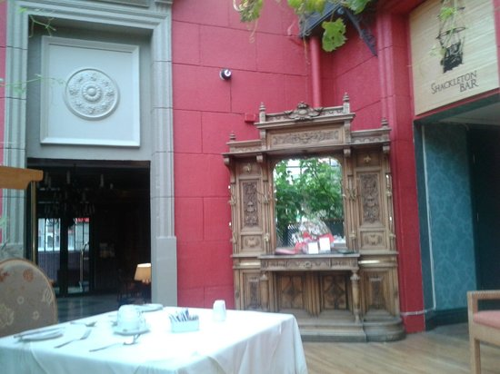 Hotel Jose Nogueira: zona desayuno