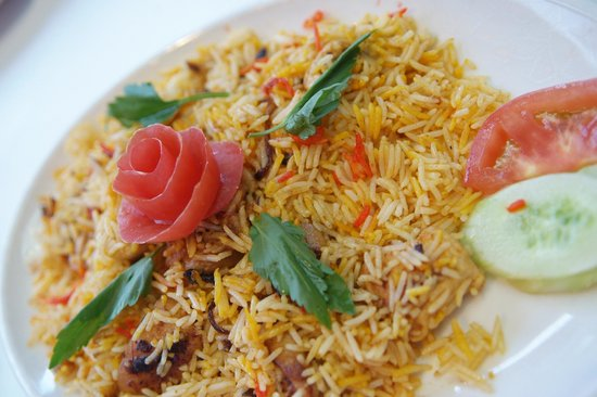 Jyoti Indian Restaurant : biryani yummy