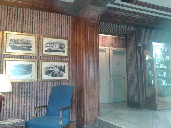 Hotel Jose Nogueira: junto recepción