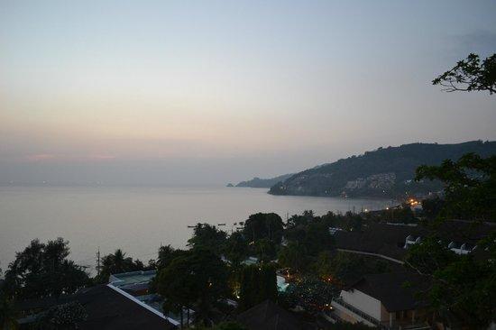 Novotel Phuket Resort : Вид с балкона