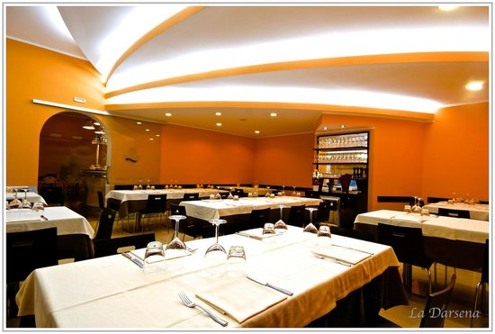 San Giorgio di Nogaro, Italy: sala accogliente per i vostri pranzi