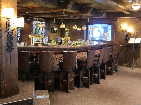 Der Berghof: Bar