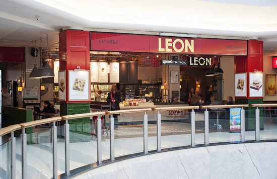 ‪Leon - Brent Cross‬