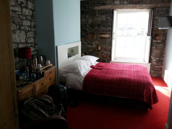 Harbourmaster Hotel: Gwalia room