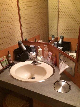 Atami Juraku Hotel: 貸しきり風呂