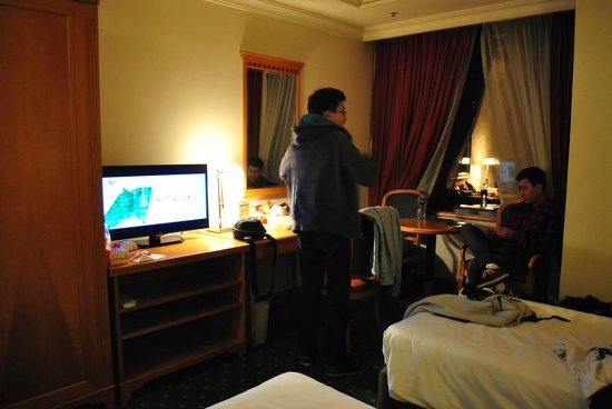 Best Western Hotel Hong Kong: room