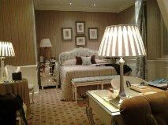 Hotel d'Angleterre: Junior Suite