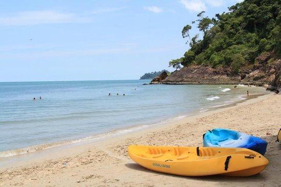 Chang Park Resort & Spa: пляж Кай Бэй
