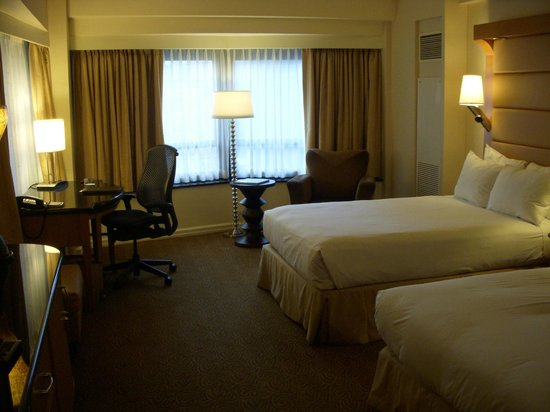 New York Hilton Midtown: 部屋02