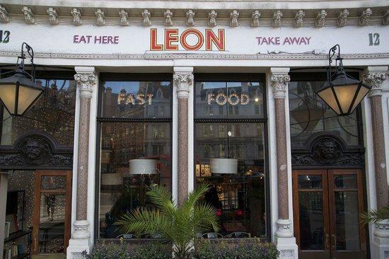 Leon - Ludgate Circus