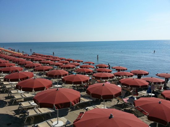 Magna Grecia Hotel Village: mare