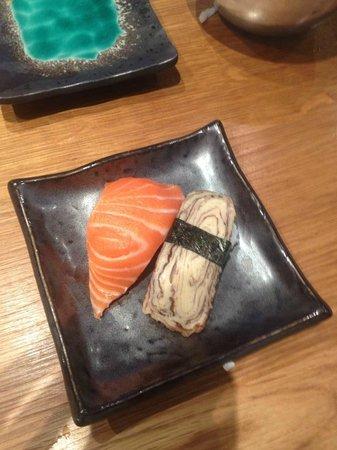 Hashi Cooking: nigiri