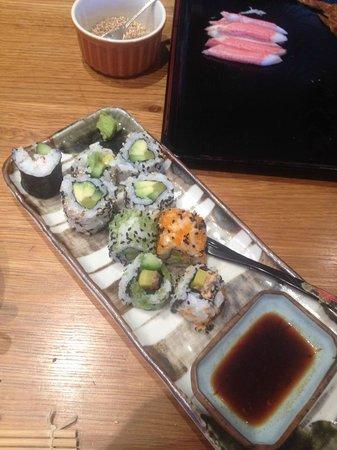 Hashi Cooking : sushi