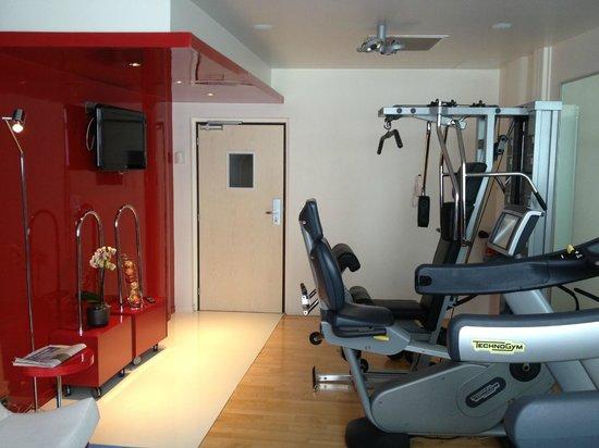 Sofitel Paris La Defense: Fitness