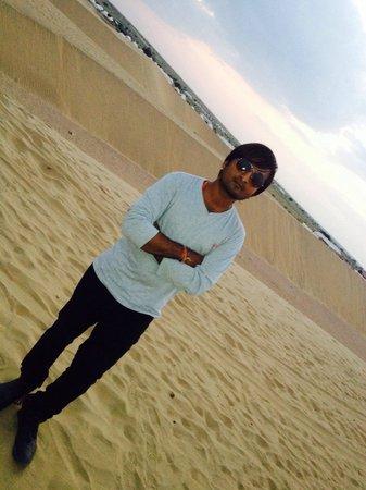 Desert National Park: Jashwant