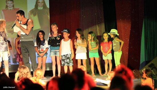 Sunêlia l-Hippocampe : Spectacle mini club 2013