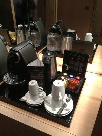 Sofitel Paris La Defense : Nespresso what else ?