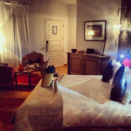 Les Jardins de la Medina: Superior Room very comfortable