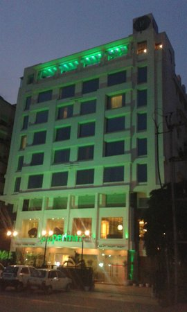 Peppermint Hotel : From outside