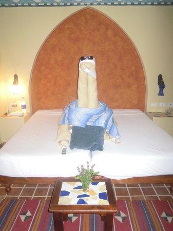 Marina Lodge at Port Ghalib : The Marina Lodge Camel/Bahaa's decoration