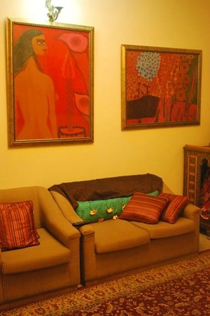 Maya's Nest : Lounge