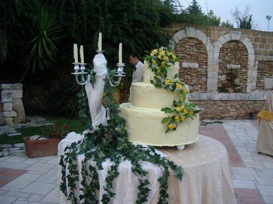 Antica Masseria Martuccio: torta