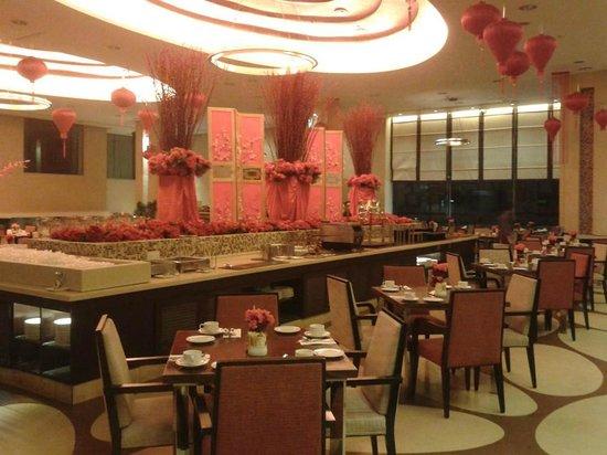 Impiana KLCC Hotel : restaurant