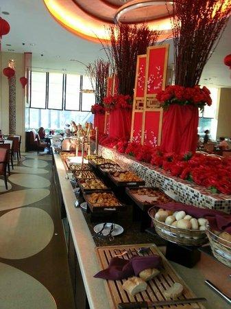 Impiana KLCC Hotel : Buffet brkfst