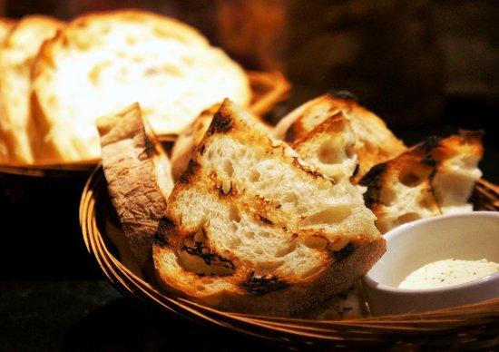 Ruben & Carla : Home made bread